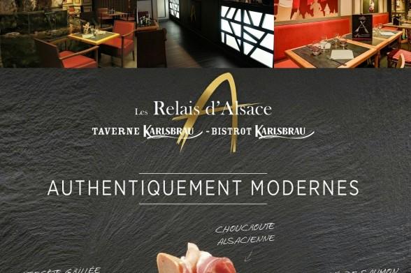 Photo Les Relais d'Alsace - TAVERNE KARLSBRÄU - Metz