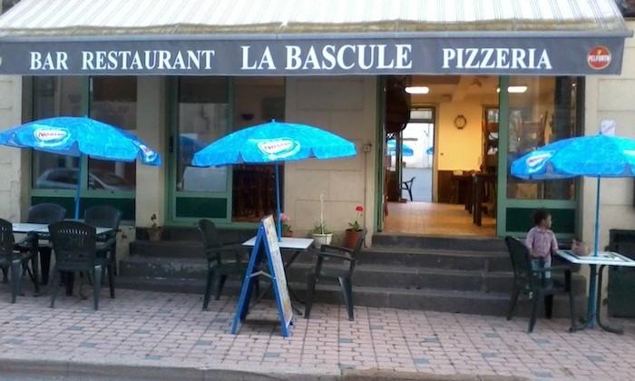 Photo CAFE DE LA BASCULE