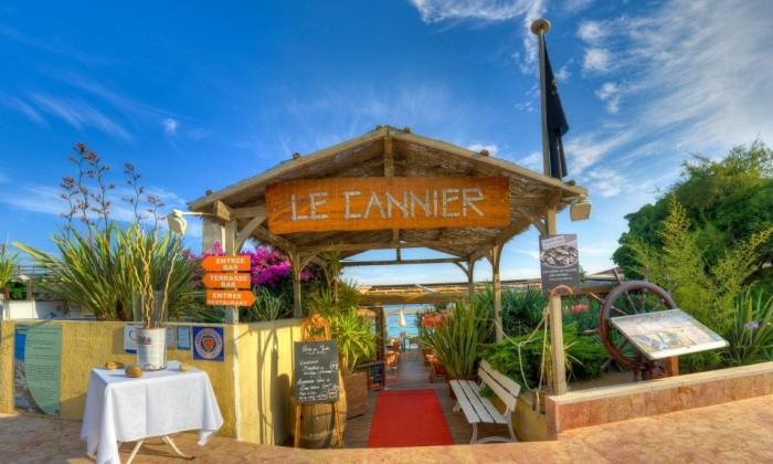 Photo Plage restaurant le cannier