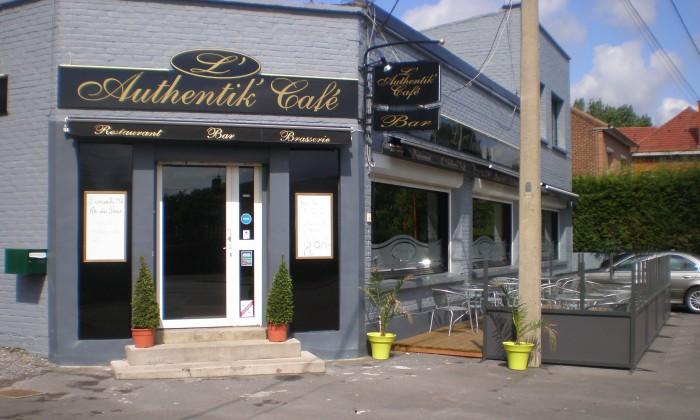 Photo L'Authentik Café