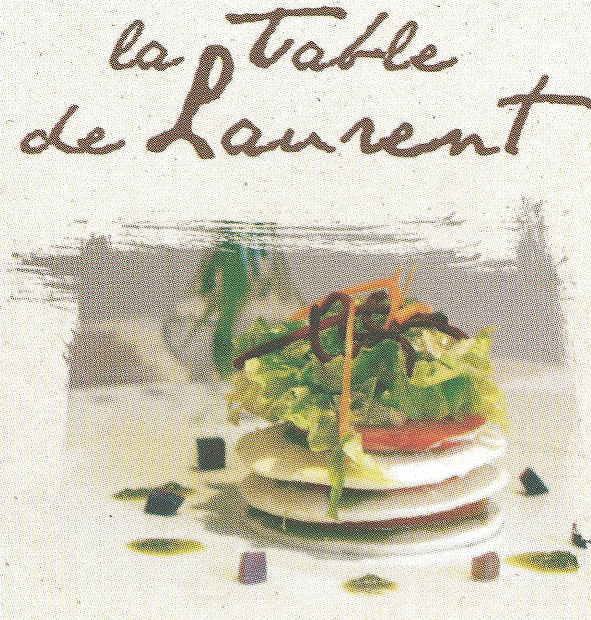 La table de Laurent
