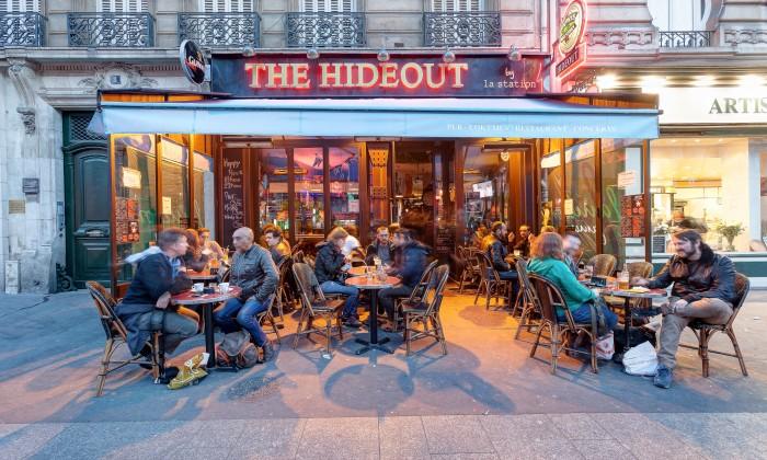 Photo Hideout La Station