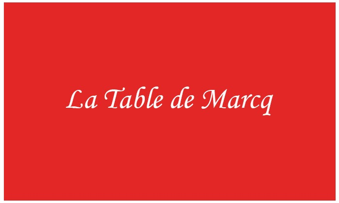 Photo LA TABLE DE MARCQ
