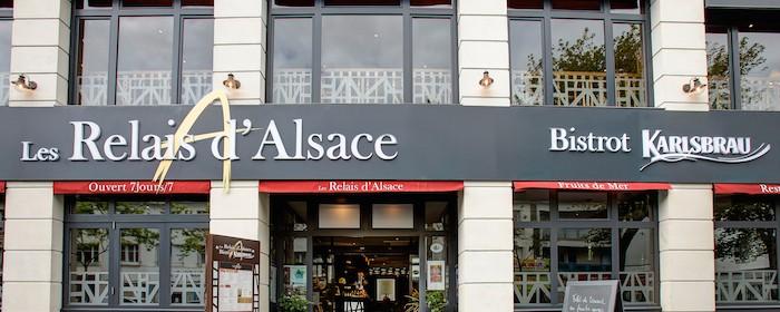 Photo Les Relais d'Alsace - BISTROT KARLSBRÄU - Saint Nazaire